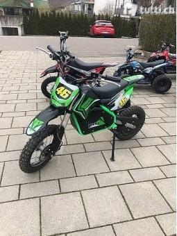 Startseite  Elektro-Zweirad MOTOCROSS ELECTRIC 1200W Lithium
