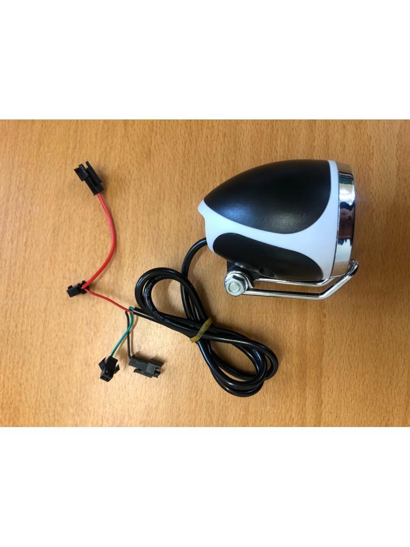 Ersatzteile  Frontlicht LED zu E-Scooter Lite Six 500W