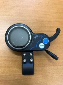 Ersatzteile  Tacho inkl. Gashebel zu E-Scooter Lite Six 500W
