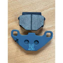 Ersatzteile  Bremsbeläge zu ACCESS SP450 und SP400