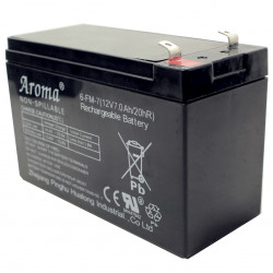 Ersatzteile  Batterie - LEAD ACID 6FM7 (12Volt 7AH)